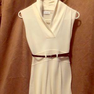 ▫️CALVIN KLEIN CASHMERE DRESS